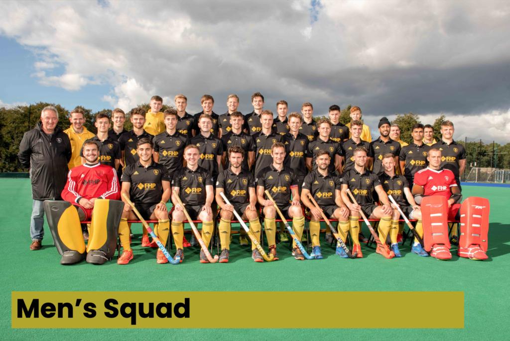 Men's Squad