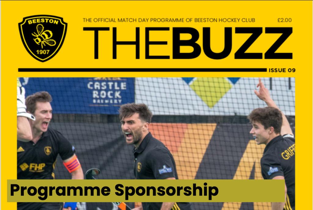 Programme Sponsorship
